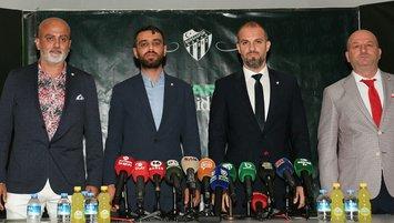 Bursaspor Mustafa Er ile sözleşme imzaladı