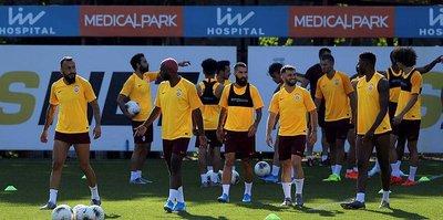 Galatasaray Konyaspor maçının hazırlıklarına başladı