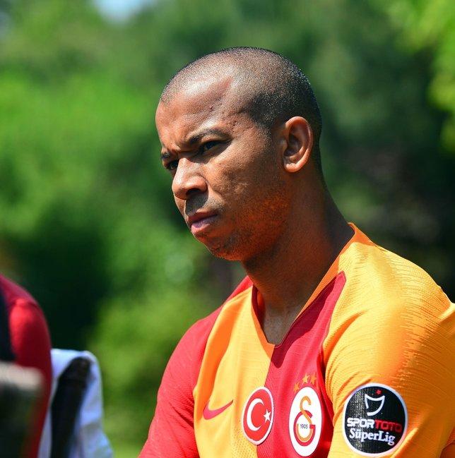 Mariano:Galatasarayda kalmak istiyorum