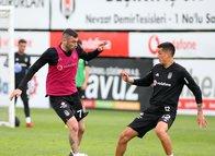 Beşiktaş'ta Alanyaspor maçı hazırlıkları