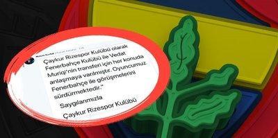 Fenerbahçe'nin transferi sosyal medyadan açıklandı! Resmen... Son dakika haberleri
