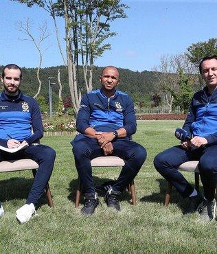 Trabzon'u eleyip finale çıkmalıyız