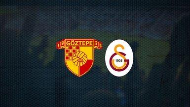 Göztepe - Galatasaray maçı ne zaman, saat kaçta ve hangi kanalda canlı yayınlanacak? | Süper Lig