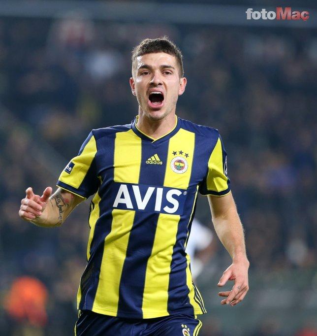 Fenerbahçe'de 3. ayrılık belli oldu!