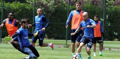 Fenerbahçe'de Antalyaspor hazırlıkları