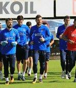 Trabzon deplasman kabusuna son vermek istiyor