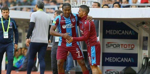 Trabzonspor Rodallega'dan haber bekliyor