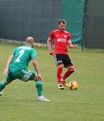 Sivasspor hazırlık maçında kazandı!