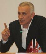 "Trabzon'dan Hacıosmanoğlu'na ""geçmiş olsun"" mesajı"