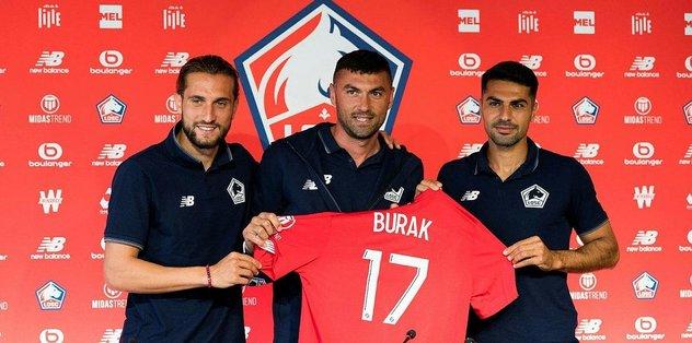 Kral'dan 2 yıllık imza - Fransa Ligue 1 -