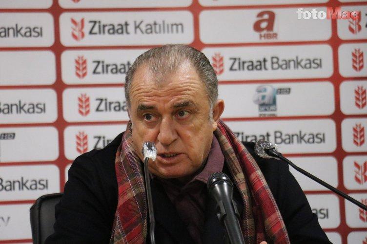 Son dakika spor haberi: Galatasaray Teknik Direktörü Fatih Terim'e flaş teklif!