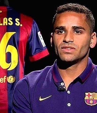 Sivasspor Barcelona'lı yıldızı kadrosuna kattı: Douglas Pereira Dos Santos