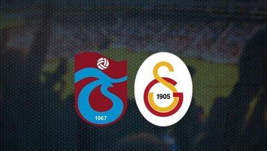 Trabzonspor - Galatasaray maçı ne zaman? Saat kaçta? Hangi kanalda? Bilet fiyatları ne kadar? | Süper Lig
