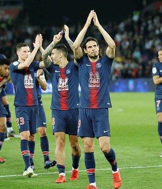 Şampiyon PSG Monaco'yu 3 golle geçti