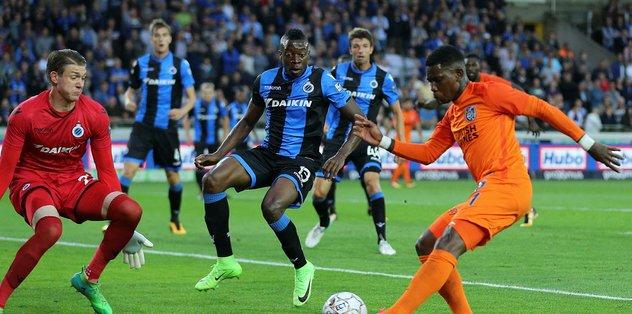 Başakşehir - Club Brugge | Canlı Yayın