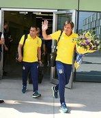 Fenerbahçe İzmir'e geldi