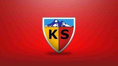 Kayserispor'da 14 futbolcunun lisansı çıktı! Yeni transferler...