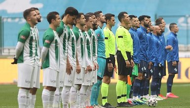 Konyaspor-Çaykur Rizespor: 1-1 (MAÇ SONUCU-ÖZET)