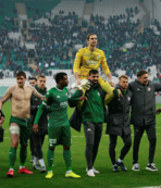 Bursaspor liderlik aşkına!