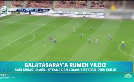 Galatasaray'ın sürpriz hedefi Coman!