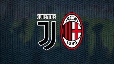 Juventus - Milan maçı ne zaman? Saat kaçta? Hangi kanalda canlı yayınlanacak?