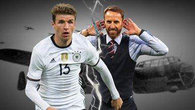 Son dakika spor haberi: EURO 2020'deki İtalya-İngiltere maçı öncesi Gareth Southgate'in yaptığı açıklamalara Almanlar ateş püskürdü!