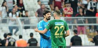 Beşiktaş'ta Tolga'ya güven tam