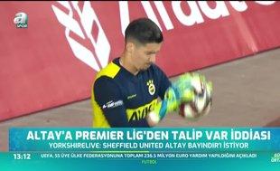 Altay Bayındır'ın talipleri artıyor! Premier Lig...