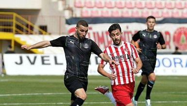 Ümraniyespor - Manisa FK: 1-0 (MAÇ SONUCU - ÖZET)