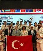 Büyükler Balkan Şampiyonası'nda gümüş madalya