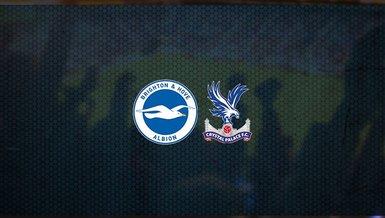 Brighton - Crystal Palace maçı ne zaman, saat kaçta ve hangi kanalda canlı yayınlanacak? | İngiltere Premier Lig