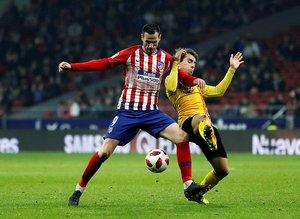 Galatasaray aradığı forveti Atletico Madrid'de buldu!