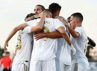 La Liga'da şampiyon Real Madrid!