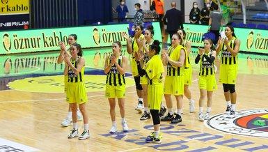 Fenerbahçe Öznur Kablo - Çankaya Üniversitesi: 86-61 (MAÇ SONUCU)