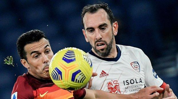 Beşiktaş'ta Diego Godin'le anlaşma tamam, sıra Cagliari'de!