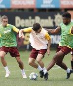 Galatasaray Club Brugge maçı hazırlıklarına başladı