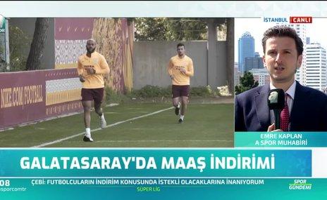 Emre Kaplan, Galatasaray'ın şampiyonluk primini açıkladı