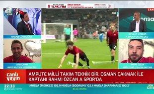 Osman Çakmak: Avrupa Şampiyonu olmak istiyoruz