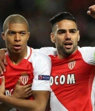 Falcao'nun golüne Mbappe'den yorum geldi