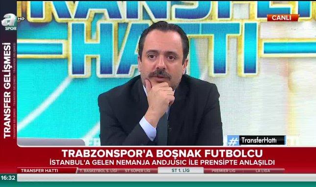 Trabzonspor'a Boşnak futbolcu