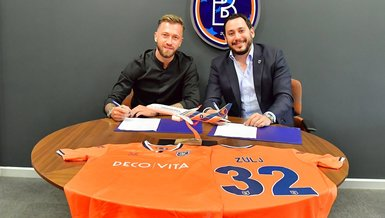 Son dakika transfer haberleri | Peter Zulj Başakşehir'de!