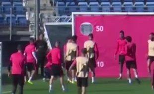 Sergio Ramos'tan çirkin hareket!