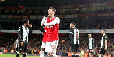 Arsenal 4-0 Newcastle United | ÖZET İZLE