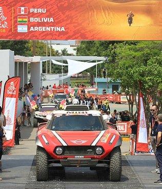 Dakar Rallisi'nde 10.etap tamamlandı!