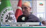 Rıza Çalımbay: Beşiktaş maçı kolay olmayacak
