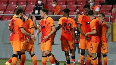 Gençlerbirliği - Galatasaray: 0-2 (MAÇ SONUCU - ÖZET)