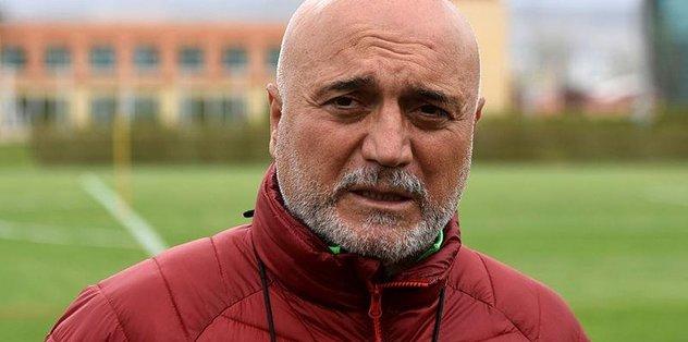 Galatasaray'a karşı en iyi performansı sergilemek zorundayız