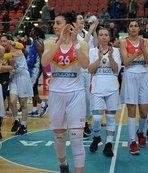 Kayseri Basketbol'dan rahat galibiyet