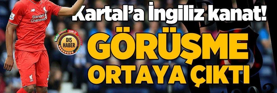 besiktasta jordan ibe sesleri 1595228310543 - Beşiktaş'ın transfer gözdesi Ampomah'ın fiyatı belli oldu! Yeni talibi...