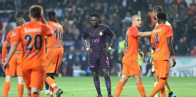 Basaksehir trash leaders Galatasaray, 5-1